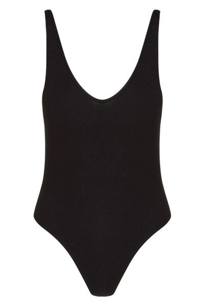 BODYSUIT LIGHT BLACK 1