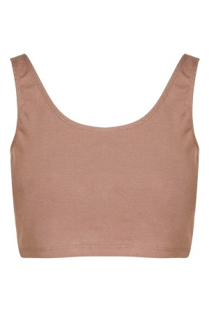 BRA TOP TAUPE 1